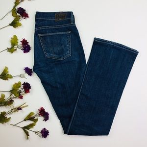 [Citizens of Humanity] Low Rise Bootcut Jeans 26